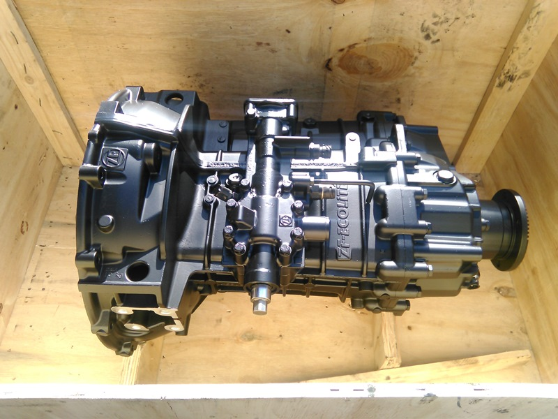 КПП ZF 6S1000 TO